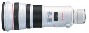 Canon 500mm f/4