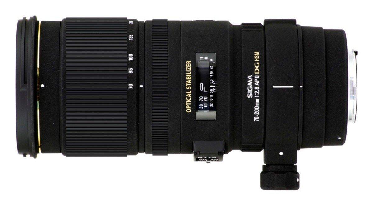 Sigma 70-200 f/2.8 APO EX DG HSM OS FLD