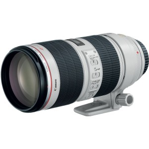 Canon 70-200 f/2.8 L IS II