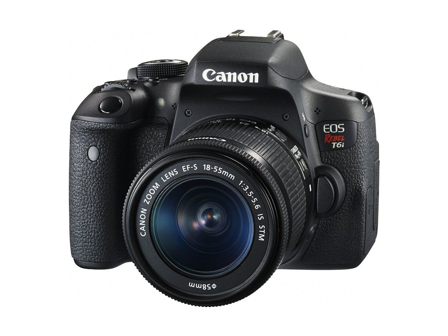 Canon T6i/750D