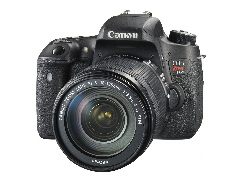 Canon T6s/760D