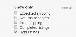 Sold Listings