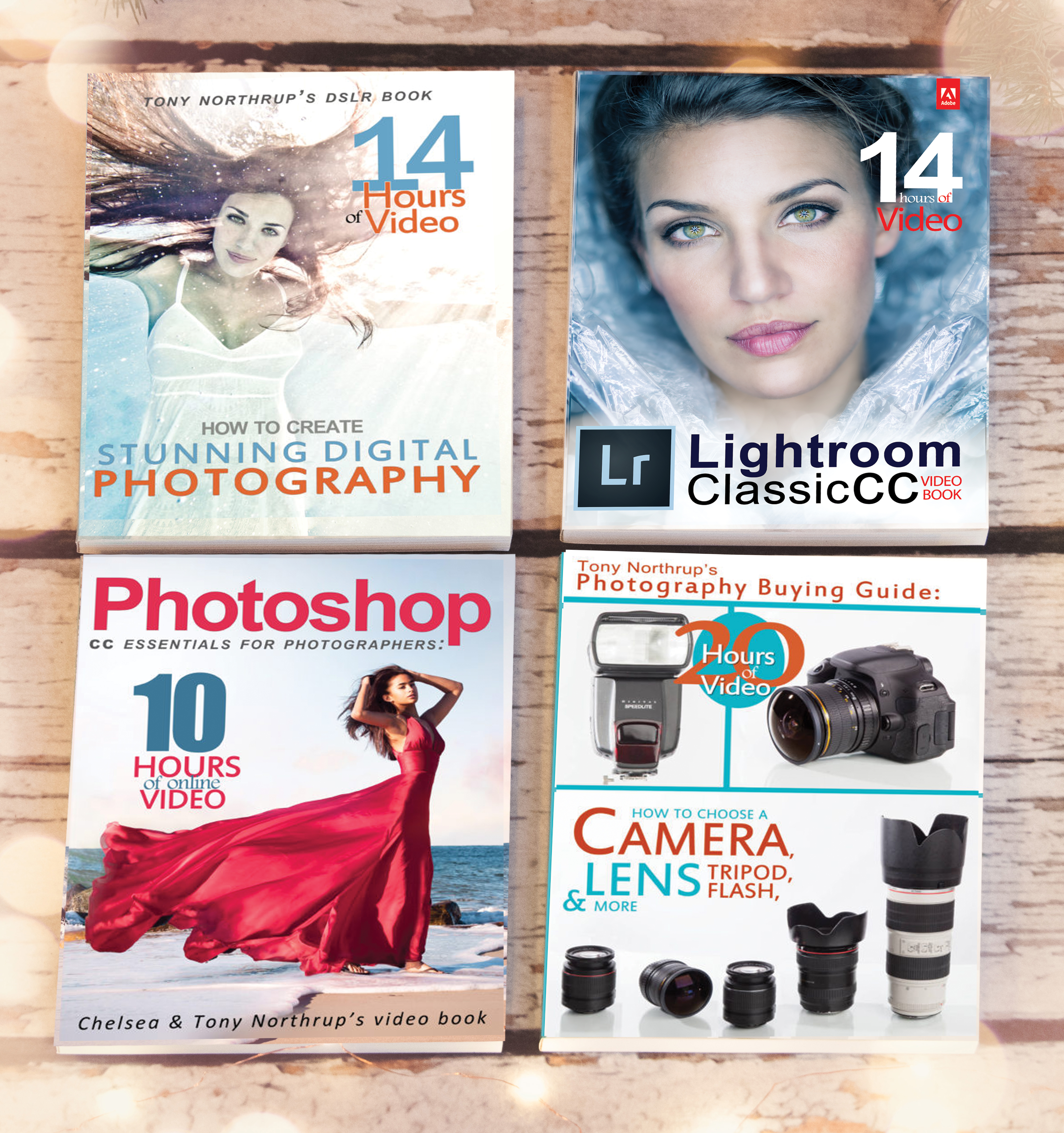 tony northrup stunning digital photography free download torrent