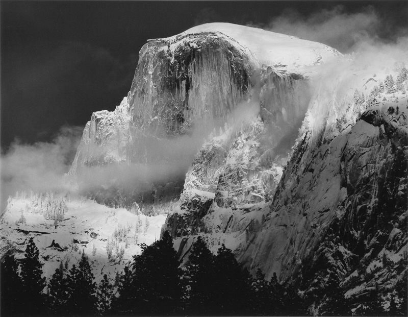 Portrait-of-Half-Dome-Yosemite-National-Park-CA-2006