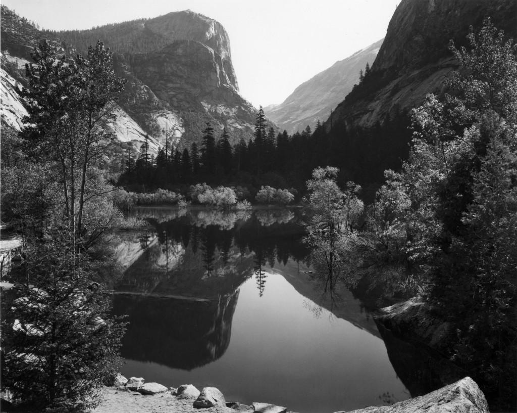 mirror-lake-morning-yosemite-national-park