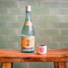 Sake w/ Branded Cup
