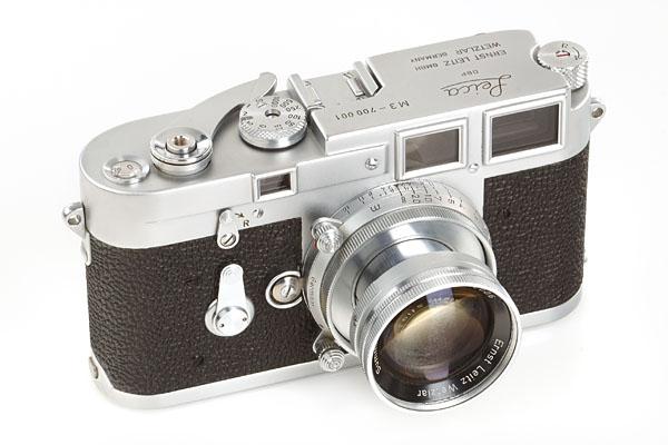 WestLicht_Leica_M3_Chrom_Doppelaufzug