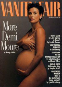 Demi Vanity Fair